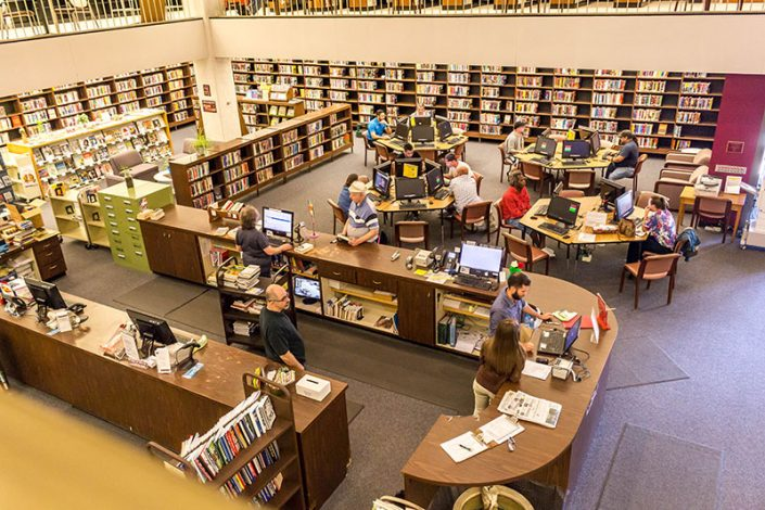 Altoona Area Public Library Collection