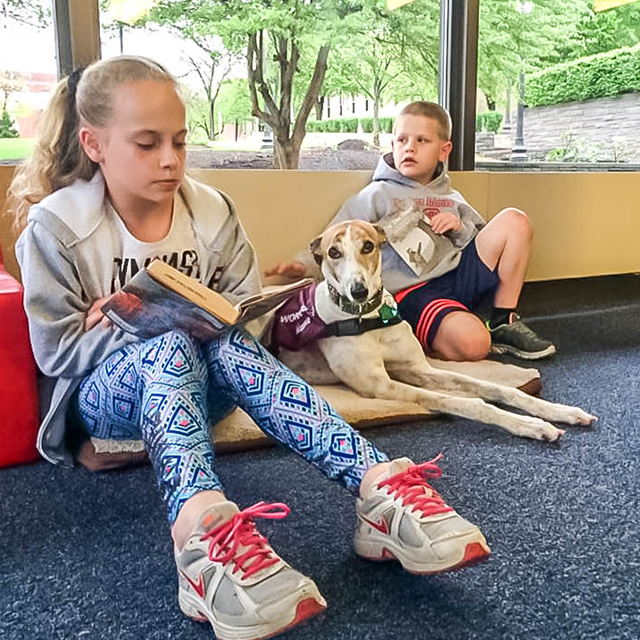 Read to a Dog Program
