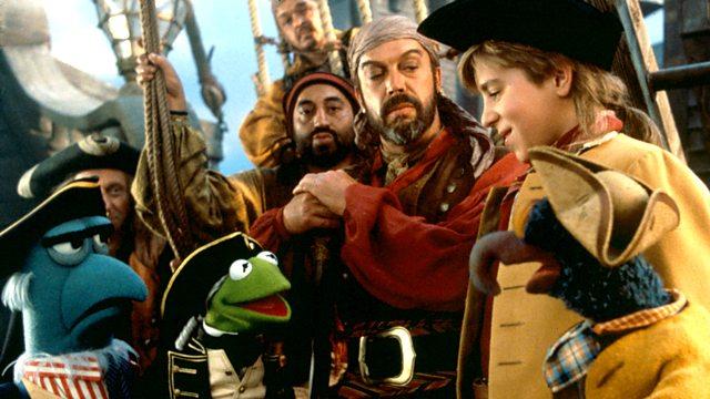 Family Movie - Muppet Treasure Island - Altoona Area Public Library